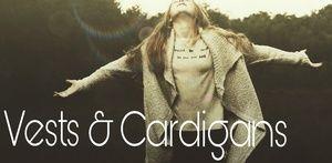 Sweaters - Vests & Cardigans